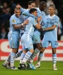 Soccer - UEFA Europa League - Round of 32 - Second Leg - Manchester City v FC Porto - Etihad Stadium