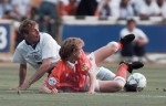 Soccer - Euro 96 - Group A - England v Netherlands - Wembley Stadium