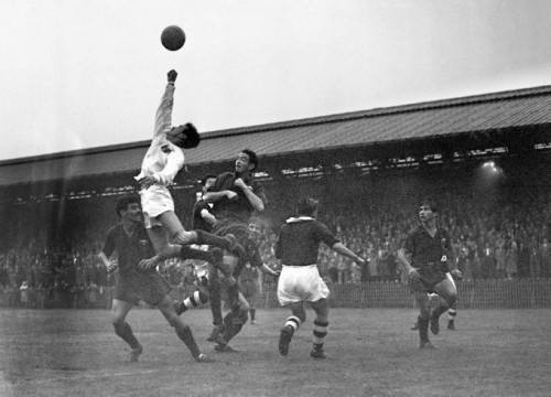 Soccer - Summer Olympic Games 1948 - Korea v Mexico - London - Dulwich Hamlet