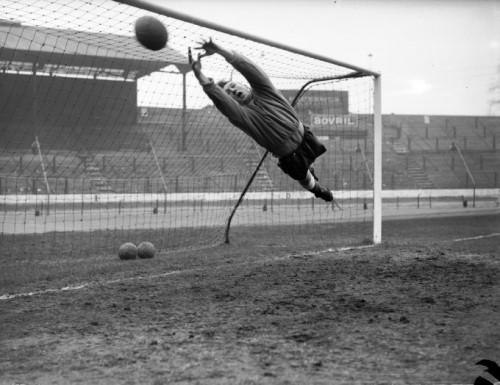 Soccer England 1955