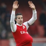 Arsenal 7-1 Blackburn: Van Persie Leads Gunners Rampage At The Emirates (Photos & Highlights)