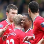Norwich 1-2 Man Utd – Fergie's Old Farts Secure Vital Win Against Canaries (Photos & Highlights)