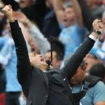 Roberto Mancini's Manic Celebration Rave (Video)