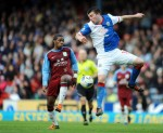 Soccer - Barclays Premier League - Blackburn Rovers v Aston Villa - Ewood Park
