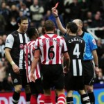 Sessegnon & Cattermole Handed Respective Three And Four-Game Bans For Red Cards In Ugly Tyne-Wear Derby