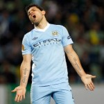 Sergio Aguero's 'Stupid' Injury Revealed – Injured Foot Playing On Son's Mini-Moto Bike