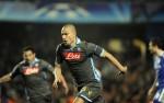 Soccer - UEFA Champions League - Round of 16 - Second Leg - Chelsea v Napoli - Stamford Bridge