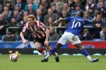 Soccer - FA Cup - Sixth Round - Everton v Sunderland - Goodison Park