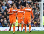 Soccer - Barclays Premier League - Fulham v Swansea City - Craven Cottage