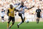 Soccer - Barclays Premier League - Bolton Wanderers v Blackburn Rovers - Reebok Stadium