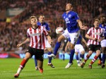 Soccer - FA Cup - Sixth Round - Replay - Sunderland v Everton - Stadium of Light