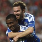 Champions League: Benfica 0-1 Chelsea: Kalou Eschews Away Leg Blues (Photos & Highlights)