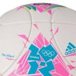 Adidas Unveil London 2012 Olympic Match Ball &#8211; It&#8217;s Called &#8216;The Albert&#8217; And It&#8217;s&#8230;An Acquired Taste (Photo)