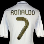 ICONS Roll Out CR7 Memorabilia Range – Offer Chance To Win Signed Cristiano Ronaldo Shirts!
