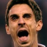 Gary Neville's Refreshing Take On Robin Van Persie vs Tim Krul Spat (Video)