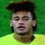 Horror Hair: Neymar's Roadkill Bog Brush Mullet vs Bosnia And Herzegovina