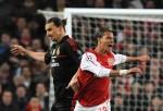 Soccer - UEFA Champions League - Round of 16 - Second Leg - Arsenal v AC Milan - Emirates Stadium