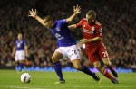 Soccer - Barclays Premier League - Liverpool v Everton - Anfield