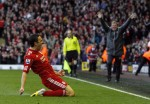 Soccer - FA Cup - Sixth Round - Liverpool v Stoke City - Anfield