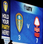 Soccer - npower Football League Championship - Leeds United v Nottingham Forest - Elland Road