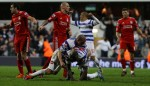 Soccer - Barclays Premier League - Queens Park Rangers v Liverpool - Loftus Road