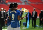 Soccer - Johnstone's Paint Trophy - Final - Chesterfield v Swindon Town - Wembley Stadium