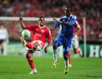 Soccer - UEFA Champions League - Quarter Final - First Leg - Benfica v Chelsea - Estadio da Luz