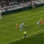 Dalibor Veselinovic Scores Brilliant, Nigh-On Impossible Overhead Kick vs Gent (Video)