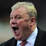 Crawley Town Players Burst Into Spontaneous Song At News Of Steve Evans' Departure (Video)