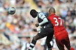 Soccer - Barclays Premier League - Newcastle United v Liverpool - Sports Direct Arena