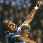 Champions League: Chelsea 2-1 Benfica (3-1 Agg.) – Meireles Stunner Hauls Blues Over The Line (Photos & Highlights)