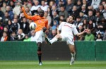 Soccer - Barclays Premier League - Swansea City v Newcastle United - Liberty Stadium