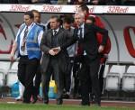 Soccer - Barclays Premier League - Swansea City v Newcastle United - Liberty Stadium