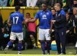 Soccer - Barclays Premier League - Norwich City v Everton - Carrow Road