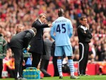 Soccer - Barclays Premier League - Arsenal v Manchester City - Emirates Stadium