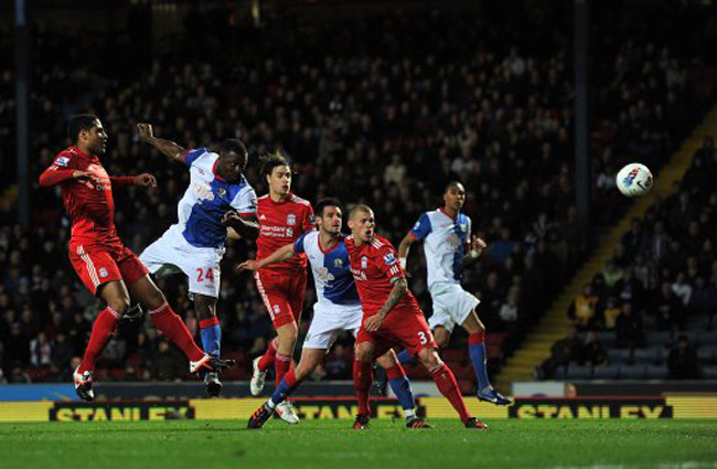 Soccer – Barclays Premier League – Blackburn Rovers v Liverpool ...