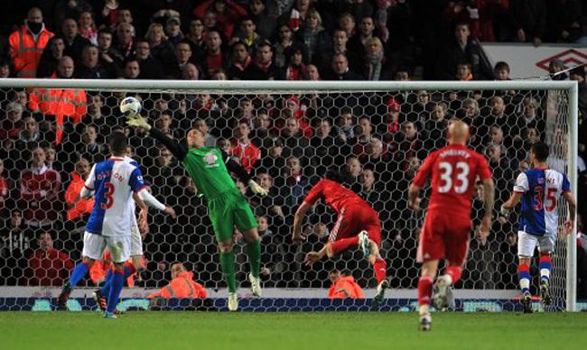 Soccer – Barclays Premier League – Blackburn Rovers v Liverpool ...