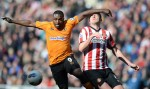 Soccer - Barclays Premier League - Sunderland v Wolverhampton Wanderers - Stadium of Light