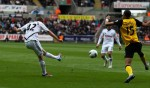 Soccer - Barclays Premier League - Swansea City v Blackburn Rovers - Liberty Stadium