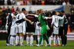 Soccer - Barclays Premier League - Swansea City v Blackburn Rovers - Liberty Stadium
