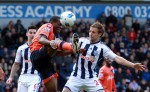 Soccer - Barclays Premier League - West Bromwich Albion v Queens Park Rangers - The Hawthorns