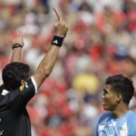 Racing Club's Teofilo Gutierrez Incenses Teammates With 'Brainless' Red Card, Threatens To Shoot Them With Paintball Gun