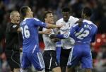 Britain Soccer FA Cup Semifinal