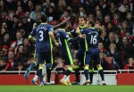 Soccer - Barclays Premier League - Arsenal v Wigan Athletic - Emirates Stadium