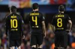 Soccer - UEFA Champions League - Semi Final - First Leg - Chelsea v Barcelona - Stamford Bridge