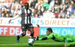 Soccer - Barclays Premier League - Newcastle United v Stoke City - Sports Direct Arena
