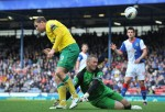 Soccer - Barclays Premier League - Blackburn Rovers v Norwich City - Ewood Park