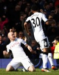 Soccer - Barclays Premier League - Fulham v Wigan Athletic - Craven Cottage