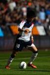 Soccer - Barclays Premier League - Bolton Wanderers v Swansea City - Reebok Stadium