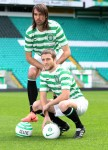 Soccer - Cyldesdale Bank Scottish Premier League - Celtic 2012-13 Kit Launch - Celtic Park